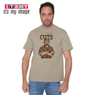 Cool Cuts t-shirt