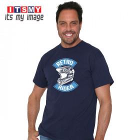 Retro rider t-shirt