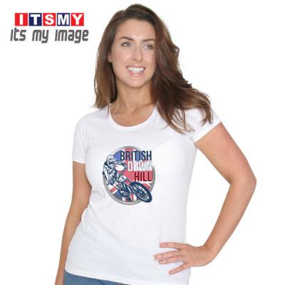 British Downhill t-shirt