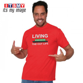 Living the Cut Life t-shirt
