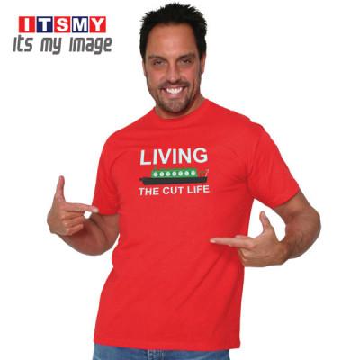 Living the Cut Life t-shirt