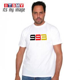 Porsche 993 t-shirt
