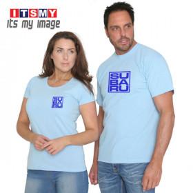 Subaru square t-shirt