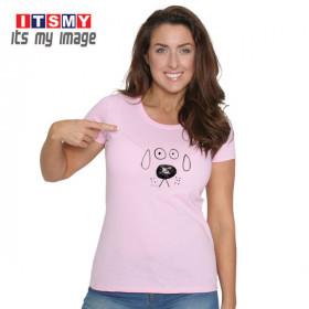 Evie's pet dog t-shirt