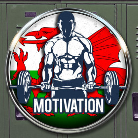 Motivation sticker