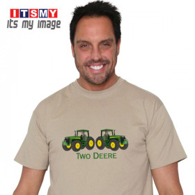 Two Deere - t-shirt