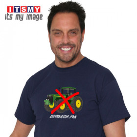 Ex-Tractor Fan - t-shirt