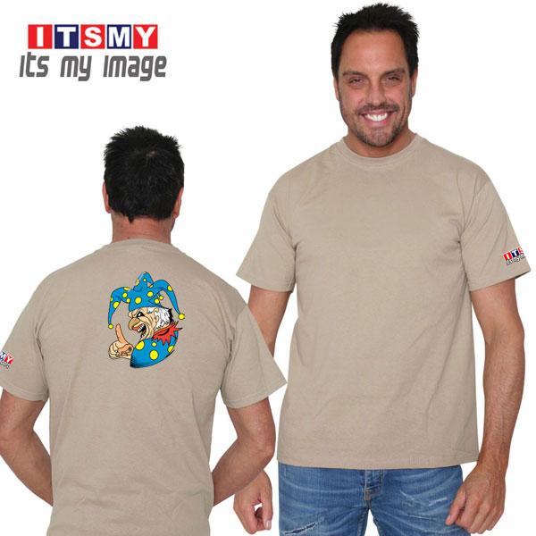 Jester back - its my motorsport t-shirt