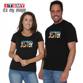 Jester font - its my motorsport t-shirt