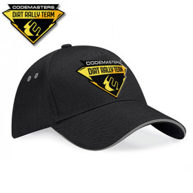 Codemasters DiRT Rally Team Crest Baseball Cap