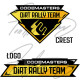 Codemasters DiRT Rally Team pressed Baseball Cap