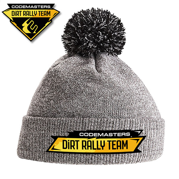 Codemasters DiRT Rally Team Logo Beanie