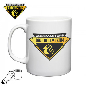 Codemasters DiRT Rally Team Mug