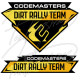 Codemasters DiRT Rally Team Fiesta Tyre Tracks sticker