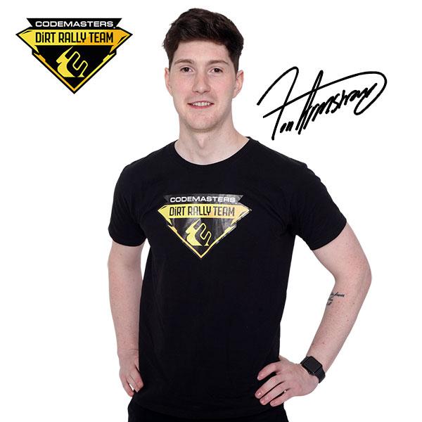 Codemasters DiRT Rally Team Crest t-shirt