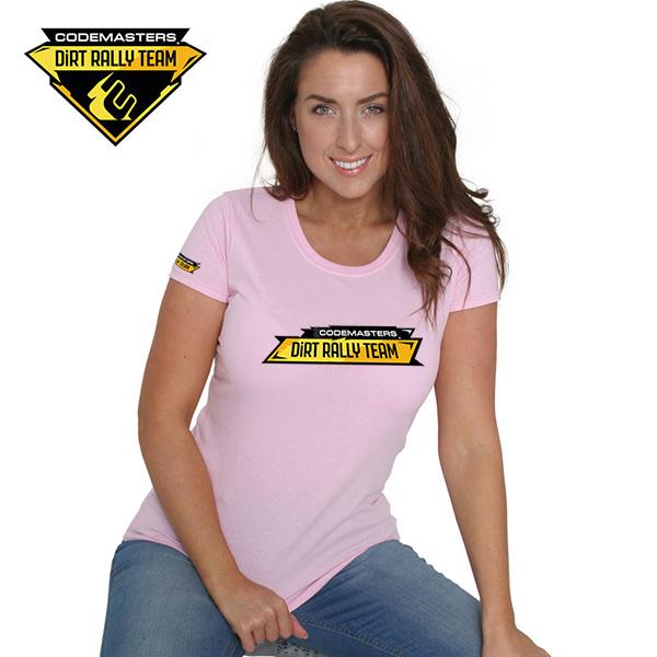 Codemasters DiRT Rally Team Logo t-shirt