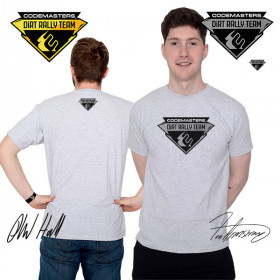 Codemasters DiRT Rally Team Grey Crest-shirt
