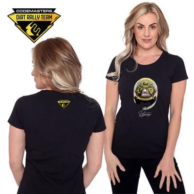 Codemasters DiRT Rally Team Jon Armstrong's Team Helmet t-shirt