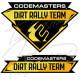Codemasters DiRT Rally Team Tyre Track t-shirt