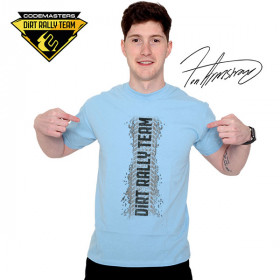 Codemasters DiRT Rally Team DiRT track t-shirt