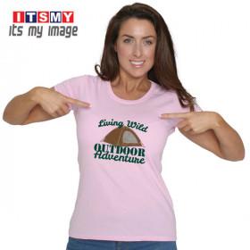 Living Wild t-shirt