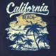 California Beach t-shirt