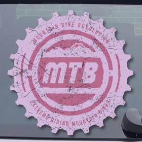 MTB Extreme sticker