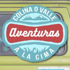 Aventuras sticker