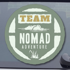 Team Nomad sticker