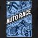 Auto Race t-shirt