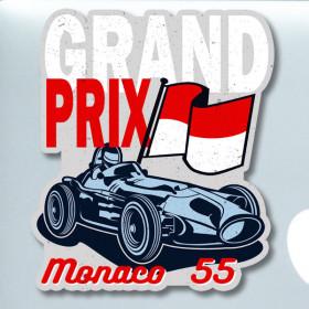 Monaco 55 sticker