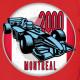 Montreal 2000 t-shirt