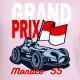 Monaco 55 t-shirt