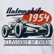 Automobile Classique 1954 t-shirt