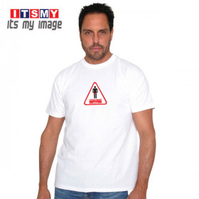 Restricted Area rally signs t-shirt