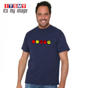 Time Control rally signs t-shirt