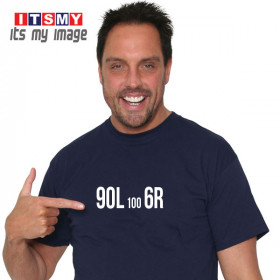 90L1006R rally signs t-shirt