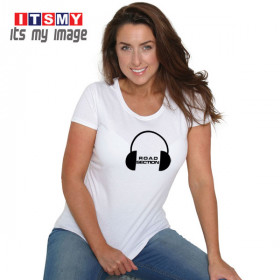 Road Section Headsets rallying t-shirt