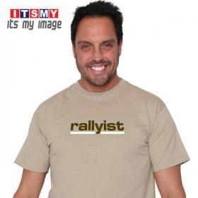 Rallyist t-shirt