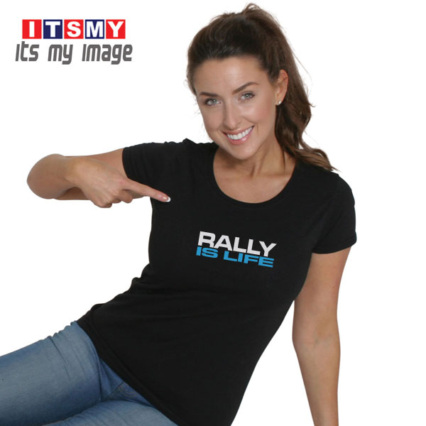 Rally is Life t-shirt