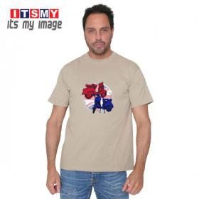 Scooter Britannia t-shirt