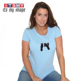 Heel and Toe - technique t-shirt